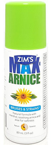 Zim's Max Arnice Roll-On 3oz