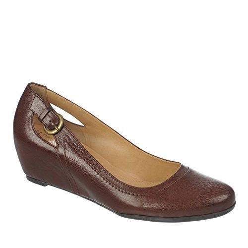 Naja, Bridal Brown Leather, 6.5 N