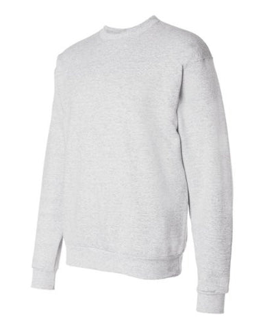 Hanes ComfortBlend Long Sleeve Fleece Crew - p160 (Ash / XXXXX-Large)