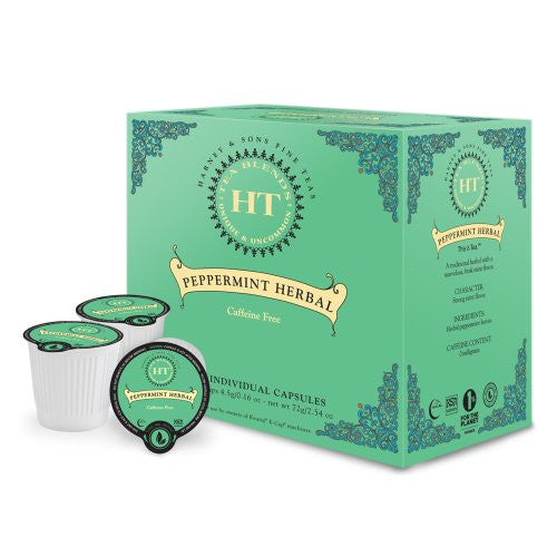 Harney & Sons, Peppermint Herbal