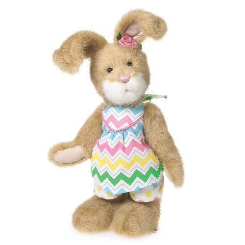 Boyds Buffy Bunny Easter Lovebud Plush