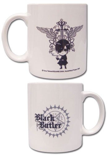 Black Butler Icon Mug