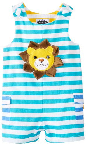 Safari Lion Shortall,Size: 0-6 MONTHS