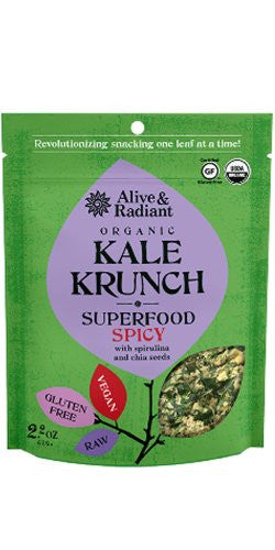 Kale Krunch Spicy Superfood - 2.2 oz