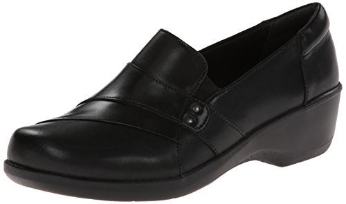ESHA MARIGOLD - Black Leather - M 7.5