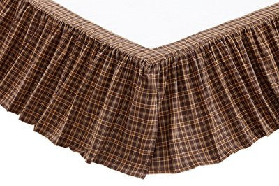 Prescott King Bed Skirt 78x80x16""