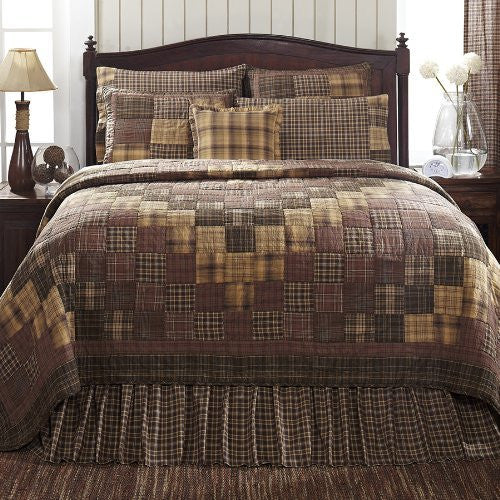 Prescott Luxury King Quilt 120x105""
