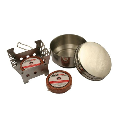 QuickStove Emergency Cook Kit