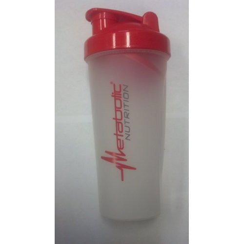 Metabolic Nutrition Shaker Bottle 20 Oz