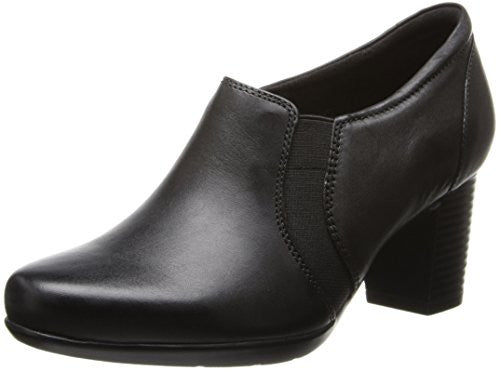 PROMISE HOLLY - Black Leather - M 8.5