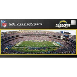National Football League Stadiums - San Diego Chargers (Puzzle)