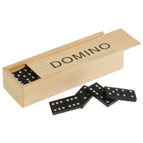 WOOD DOMINOES