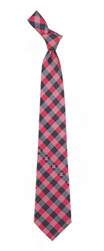 Rutgers Tie Woven Poly Check