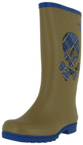 Nomad Women's Puddles I II III Fashionable Pull On Rubber Rain Boot,8 B(M) US,Dijon.Dijon