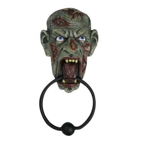 Zombie Door Knocker H: 7""