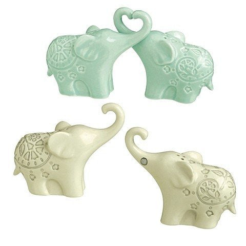 Elephant Salt and Pepper Shakers - Magnetic
