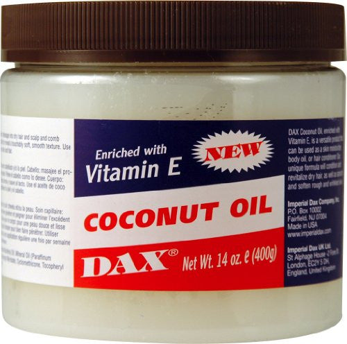 Coconut Oil, 14 oz