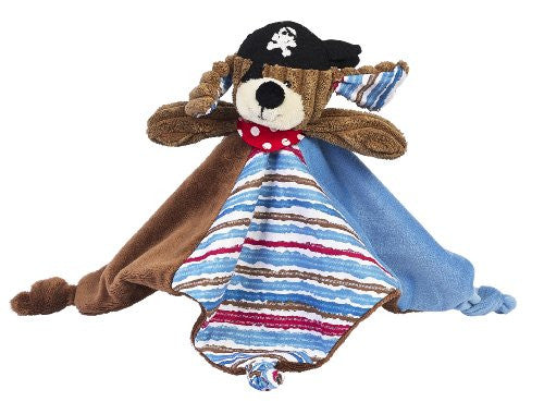 Patch the Pirate Dog Blankie