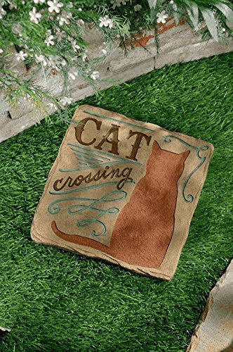 """Cat Crossing"" Stepping Stone"