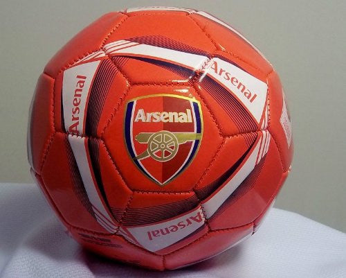 2014 Arsenal Official Soccer Ball-Home-#2-Skills Ball
