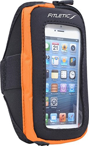 NEO Armband - Black/Orange L/XL