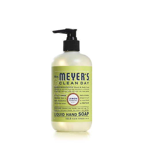 Mrs. Meyer's HAND SOAP,LIQ,LMN VERBENA