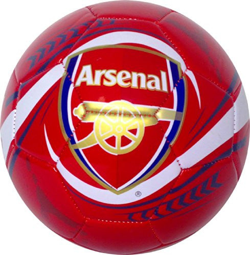 2014 Arsenal Official Size Soccer Ball-Home-#5