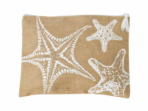 Shoreline Jute Case,Starfish