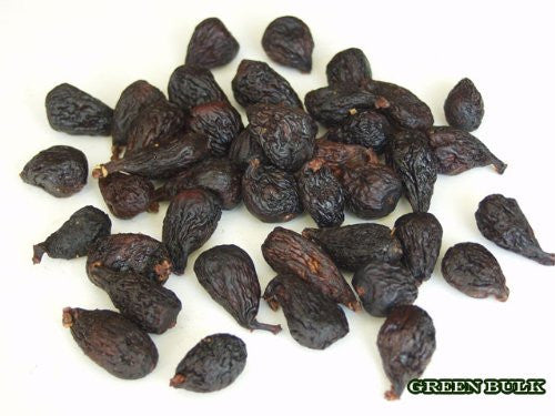 Organic Dried Black Mission Figs