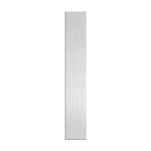 "Strip, 1"" x 6""- Stamping Blank - Aluminum, 20g (24pc)"