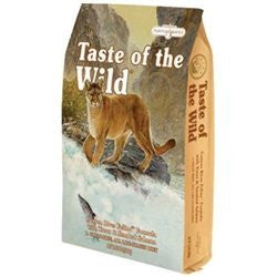 Taste of the Wild Canyon River Feline - 5 lbs