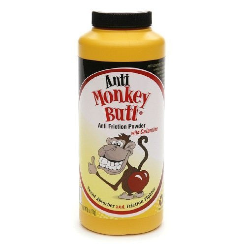 Anti Monkey Butt Powder 6 oz