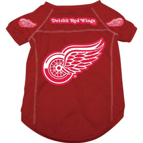 Detroit Red Wings Jersey Xtra Large