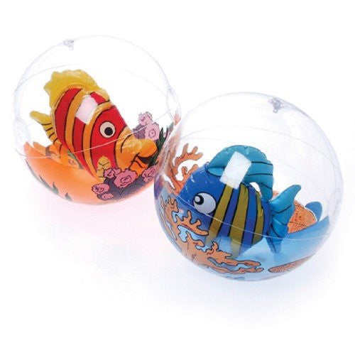 FISH BALL INFLATES - 12pcs