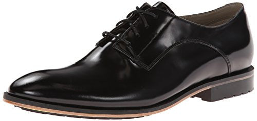 GATLEY WALK - Black Leather - M 8.5