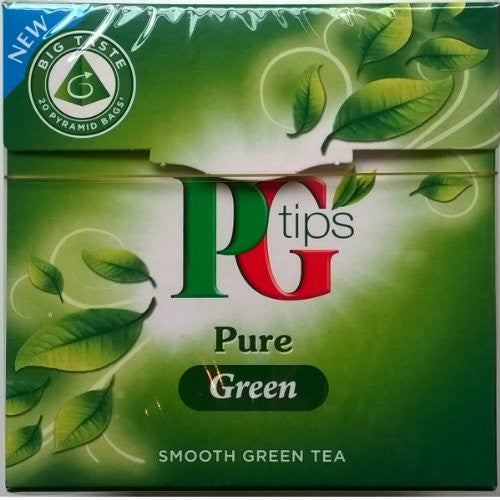PG Tips Green 20's