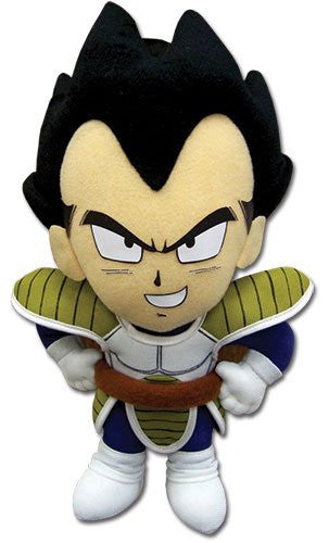 Dragon Ball Z Vegeta Plush
