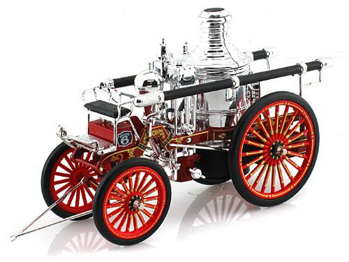 Arko - American LaFrance Silsby-Manning Steam Fire Engine (1886, 1/43 scale diecast model)