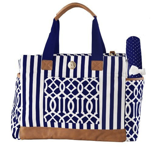 Bigger Bundle Diaper Bag Navy