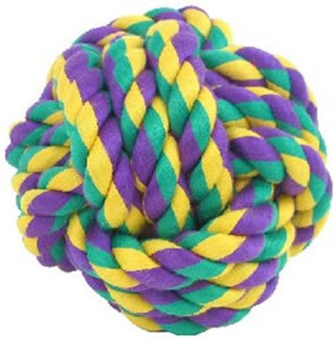 Mulitpet Nuts for Knots Rope Ball - Large
