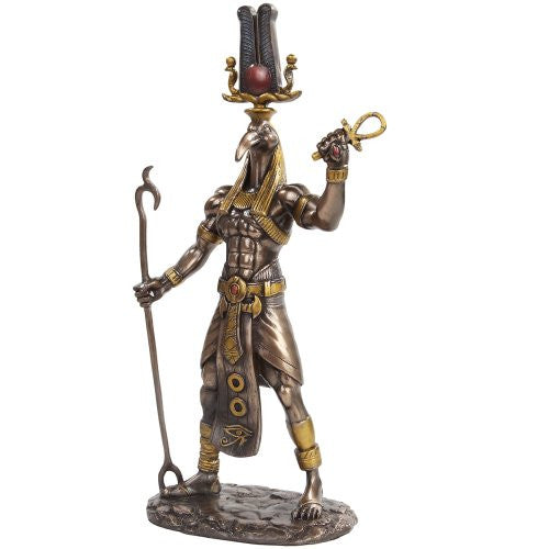 Egyptian Thoth Bronze