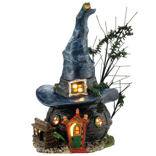 Department 56 Toads & Frogs Witchcraft Haunt