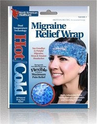 NAH - Migraine Relief Wrap (1 pack of 24 items)