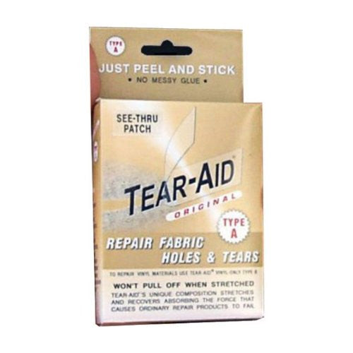 TEAR-AID TYPE A FAB ROLL 5'