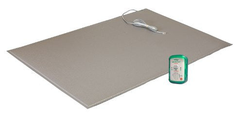 Floor Mat with Alarm used to Prevent Falls and Wandering
