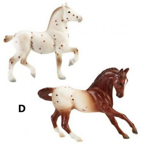 Breyer Stablemate Mystery Foal Set Appaloosa