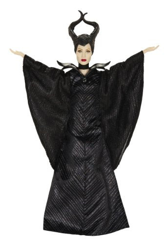 Dark Beauty Maleficent Doll