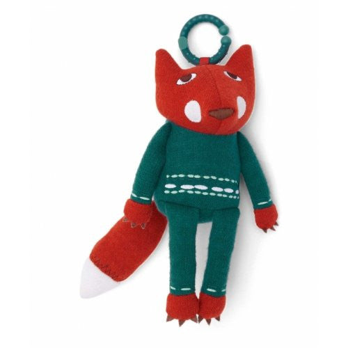 Soft Chime Toy - Fox