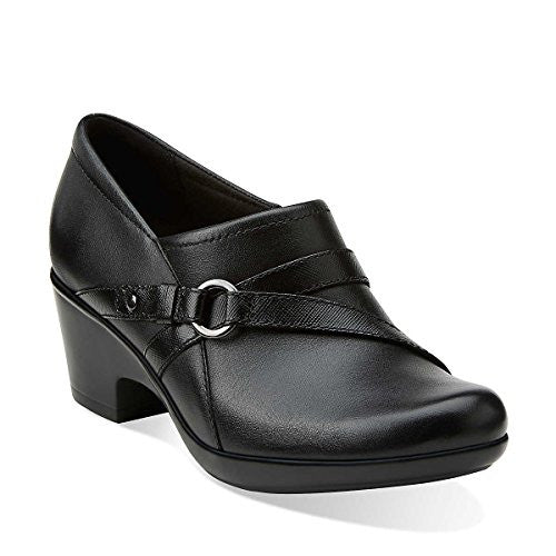 GENETTE ARC - Black Leather - W 9.5