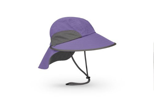 Sport Hat, Large, Iris/Charcoal